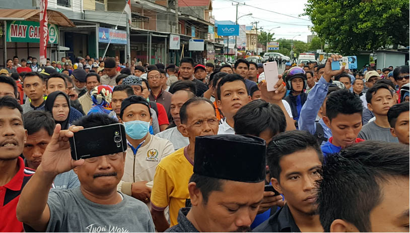 Dinilai tak Adil PI Migas Blok Sebuku, Gubernur Sulbar Dituntut Mundur