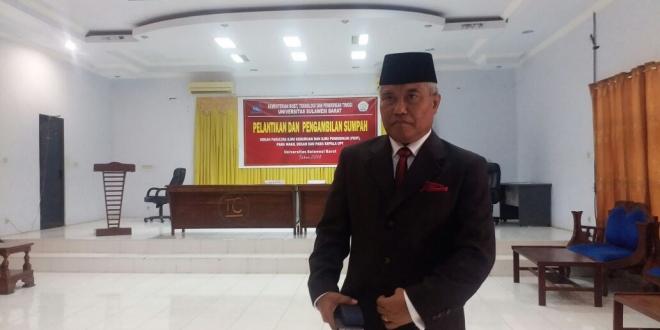 Rektor Unsulbar Imbau BEM-FKIP Segera Dibentuk