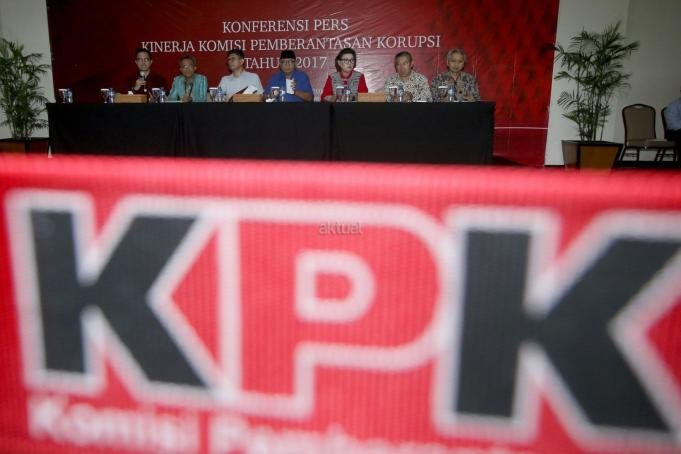 Jokowi Akan Temui KPK soal RKUHP