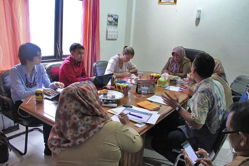 Kunjungi Mamuju, Unicef Indonesia Lakukan Monev Program Pencegahan Pernikahan Usia Dini