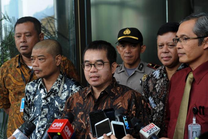 Yudi Latif Pamit dari Jabatan Kepala Pelaksana UKP-PIP
