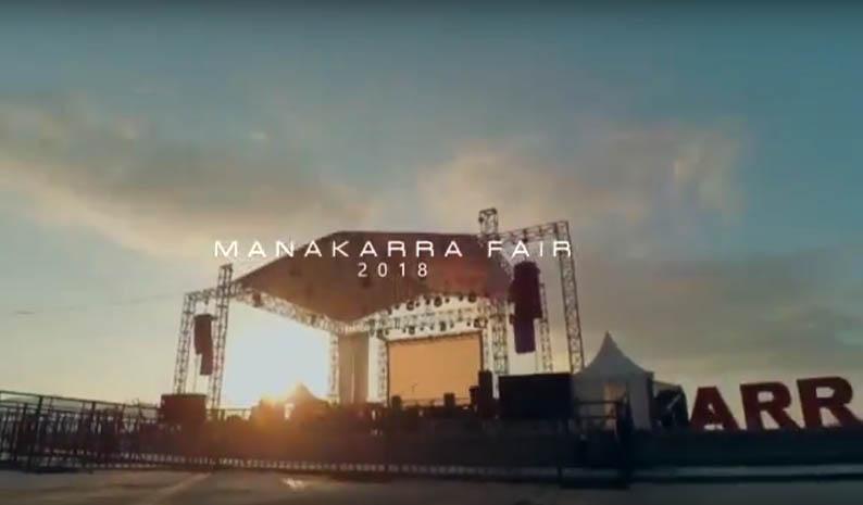 Manakarra Fair 2018 Digelar