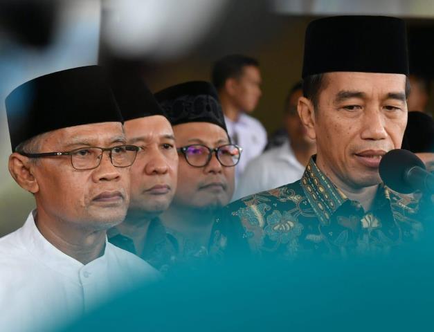 Presiden Tanda Tangani Inpres Penanganan Bencana Gempa Lombok