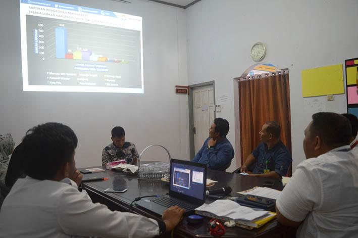 Jajaki Potensi Kerjasama, Komisi Yudisial Kunjungi Ombudsman Sulbar