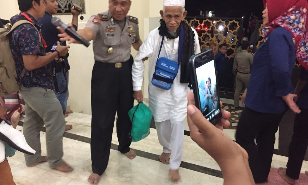 Tiba Ditanah Air, Jemaah Haji Pasangkayu Diimbau Perkuat Silaturahim