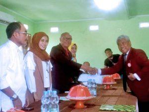 Akhsan Djalaluddin Resmi Mendaftar Bakal Calon Rektor Unsulbar