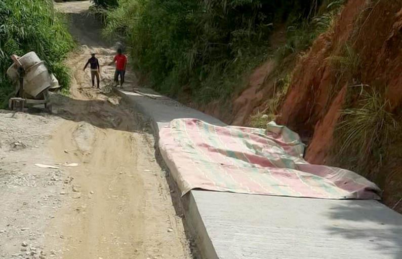 Realisasi Pembangunan Jalan dan Jembatan Baru 80 persen