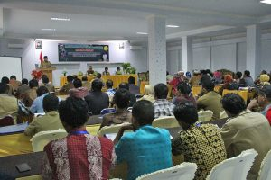Pelatihan Teknis Peningkatan Pelayanan Penyuluhan Pertanian
