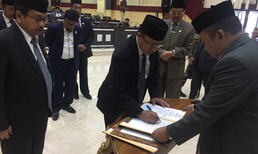 Bupati Pasangkayu Harap Pembahasan Ranperda 2019 Dimaksimalkan