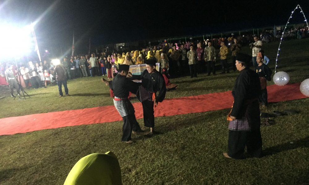 Atraksi Silat Hingga Kuda Menari Meriahkan Pembukaan STQ di Pasangkayu
