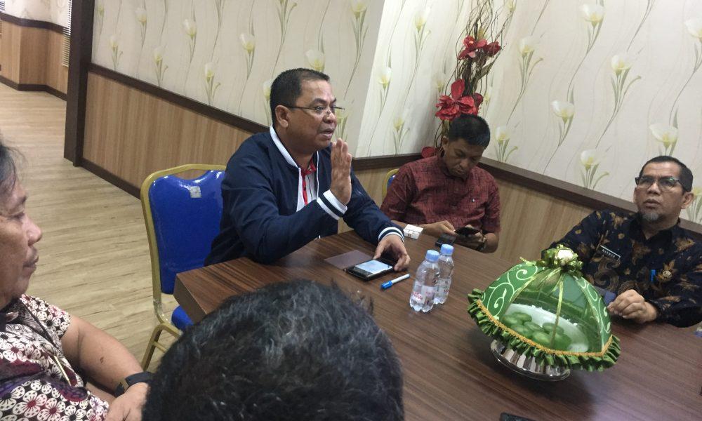 Jelang Musrenbang Provinsi, Sekkab Pasangkayu Kumpulkan Kepala OPD