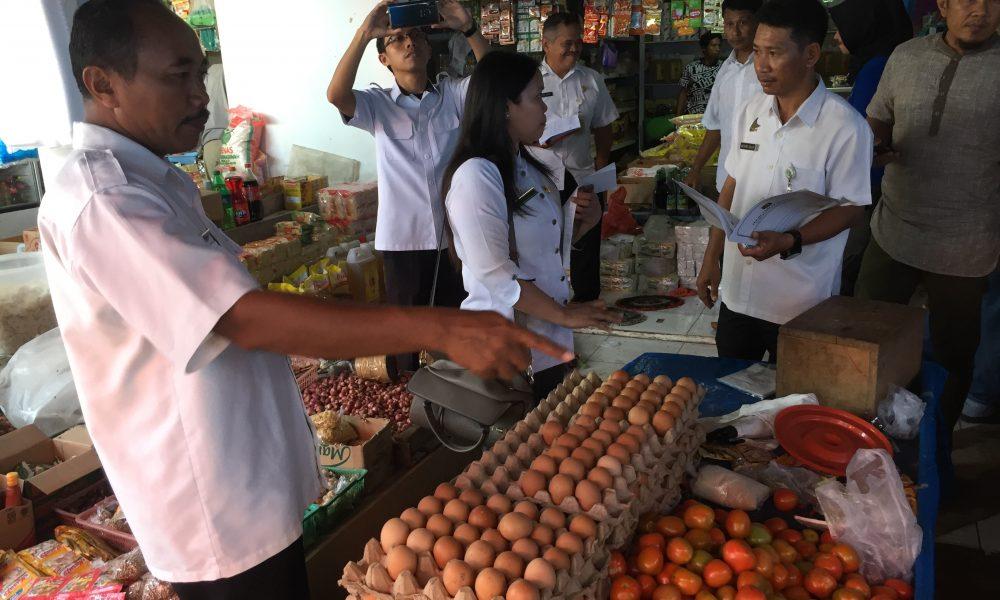 Jelang Idul Fitri Pemkab Pasangkayu Operasi Pasar