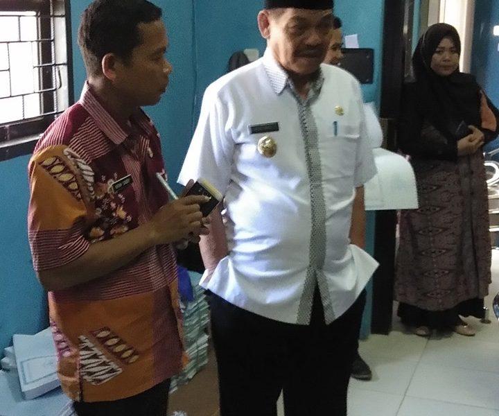 Wabup Pasangkayu Pantau Pelayanan OPD di Bulan Ramadan
