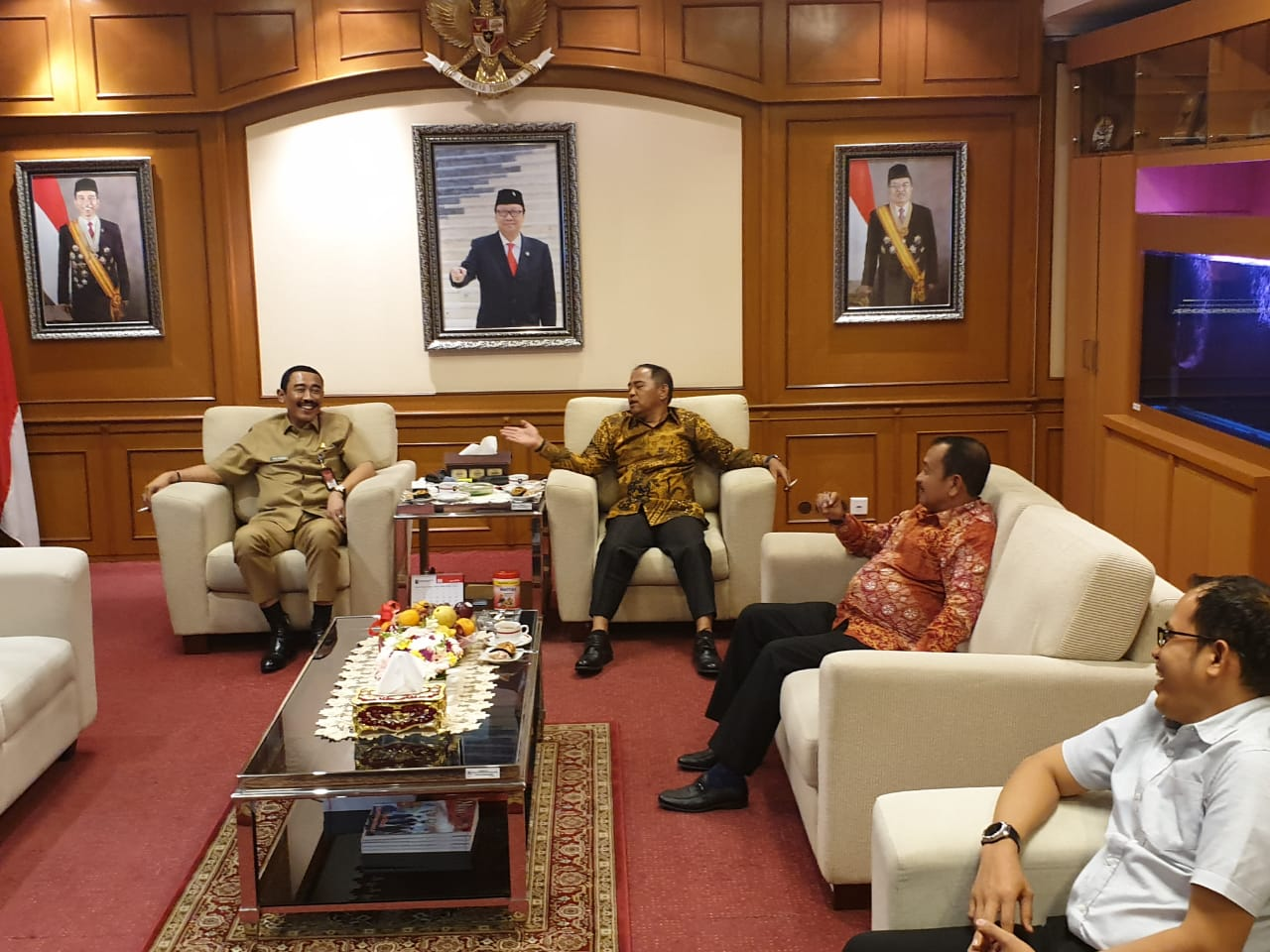 DPRD Pasangkayu Getol Perjuangkan Penyelesaian Tapal Batas