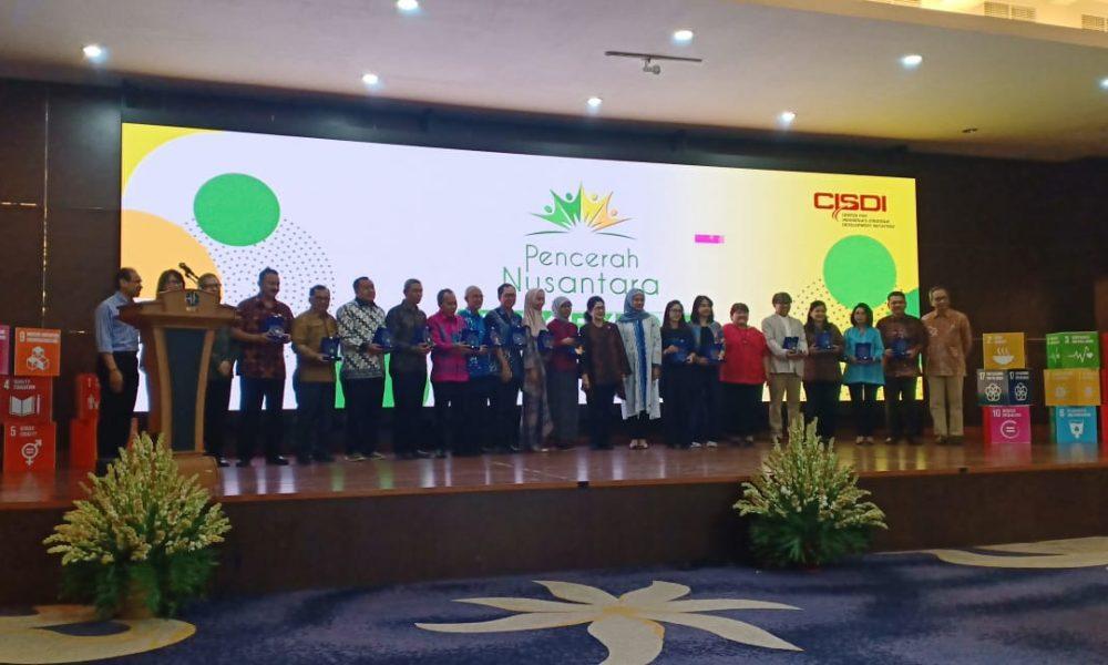 Bupati Pasangkayu Raih Penghargaan CISDI