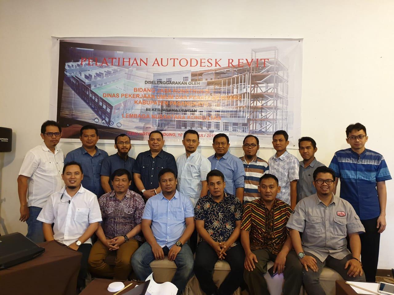 Sekkab Pasangkayu Harap Pelatihan Autodesk Revit Menjalar ke OPD Lain.