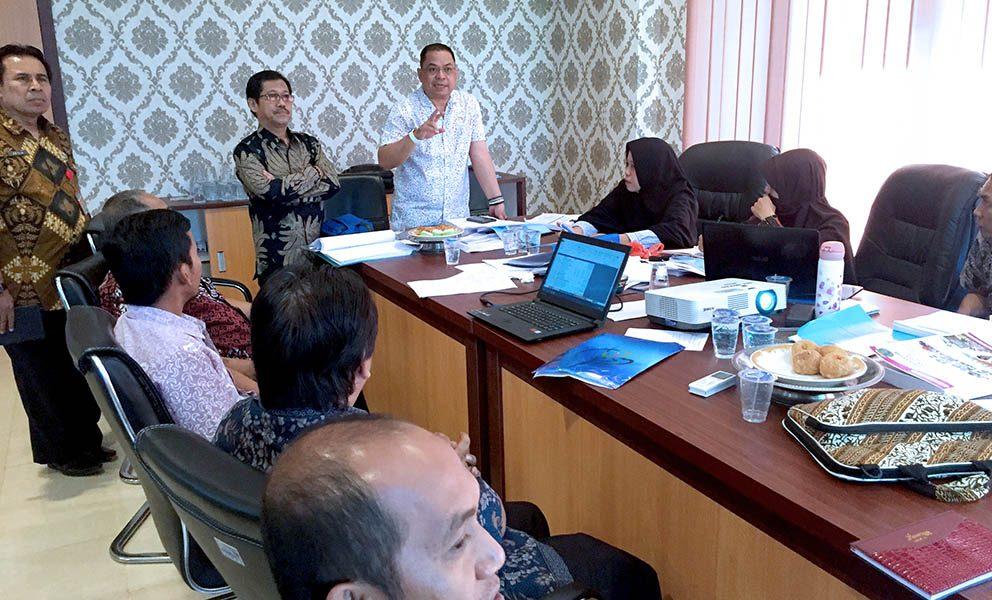 Asistensi APBD 2020, Sekkab Pasangkayu Tegaskan Program Preoritas Bupati.