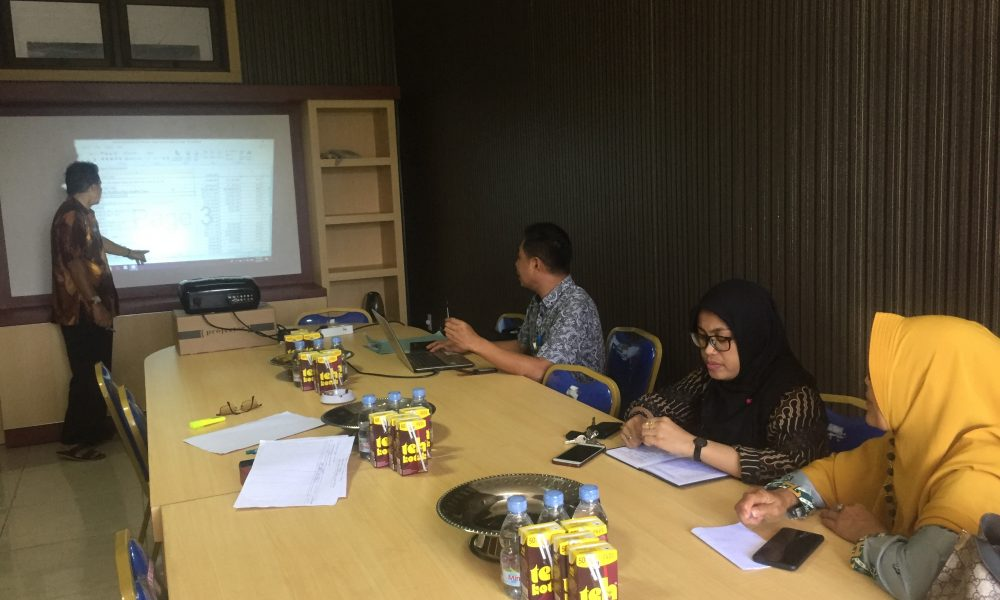 Pemkab Pasangkayu Evaluasi Pelaksanaan Program Kampung Swadaya Pendidikan