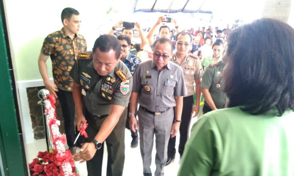 Dua Koramil Diresmikan, Bupati Pasangkayu Harap TNI Semakin Dekat ke Rakyat