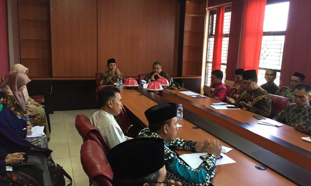 Pemkab Pasangkayu dan Dewan Hakim Bahas persiapan MTQ ke VIII