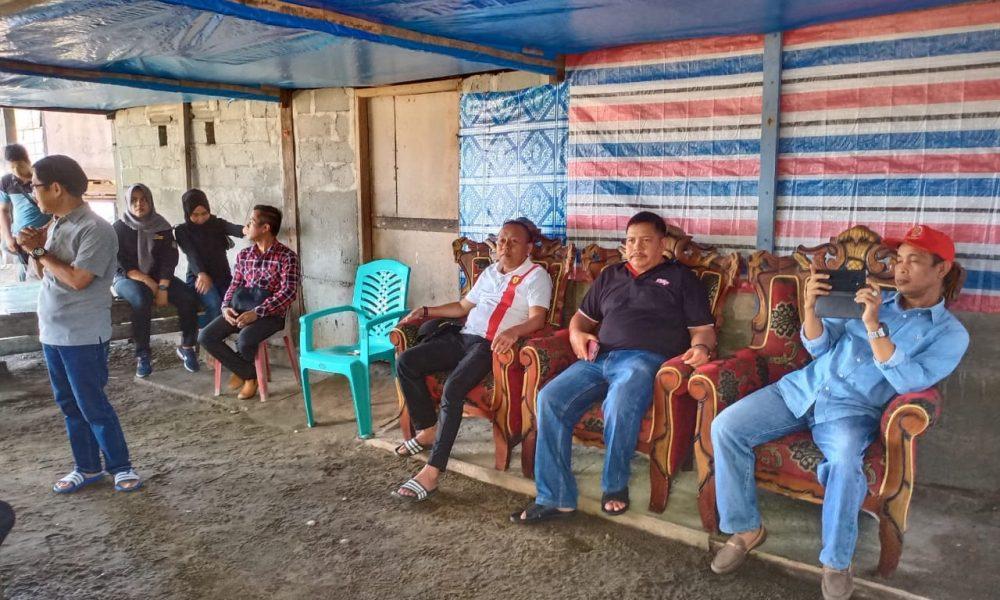 Bupati Pasangkayu Sosialisasi Rencana Pembangunan Pelabuhan ke Masyarakat Tikke
