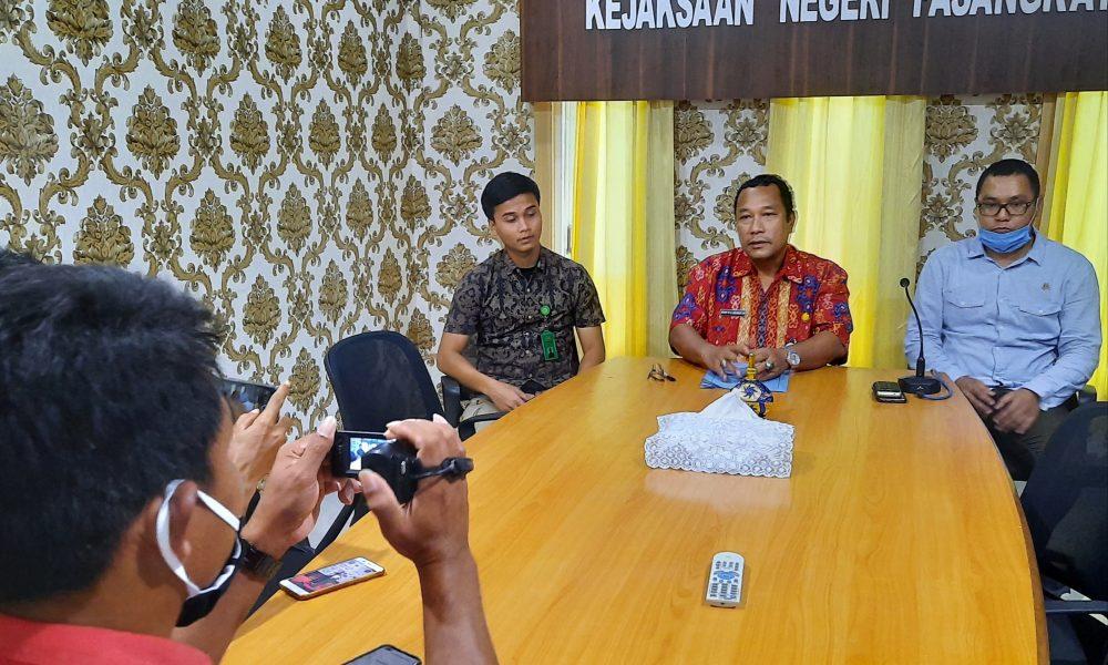Kejari Pasangkayu Tetapkan Tiga Tersangka Kasus Sewa Ekskavator di DKP