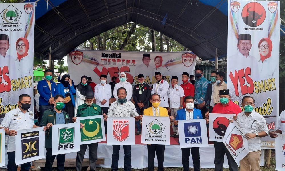 Ribuan Masyarakat Padati Pra Deklarasi Yaumil Ambo Djiwa- Herny Agus