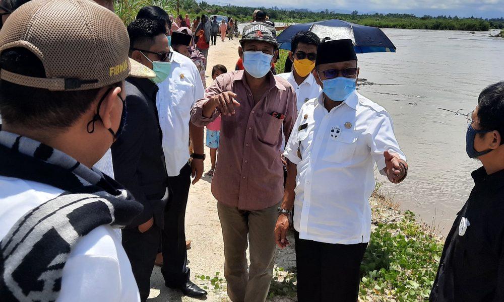 Sungai Lariang Semakin Ganas, Bupati Desak Balai Segera Bertindak