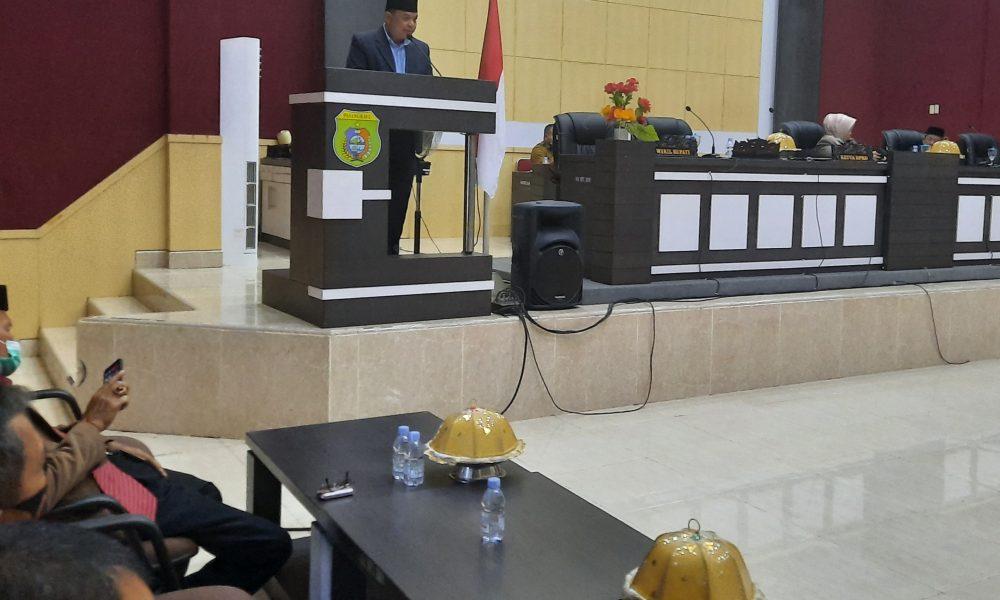 Fraksi-Fraksi di DPRD Pasangkayu Sepakat RAPBD 2021 Dibahas Lebih Lanjut