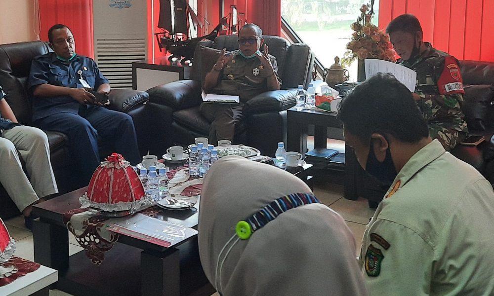 Perketat Prokes, Pos TNI/Polri Bakal Disiagakan di RSUD Pasangkayu