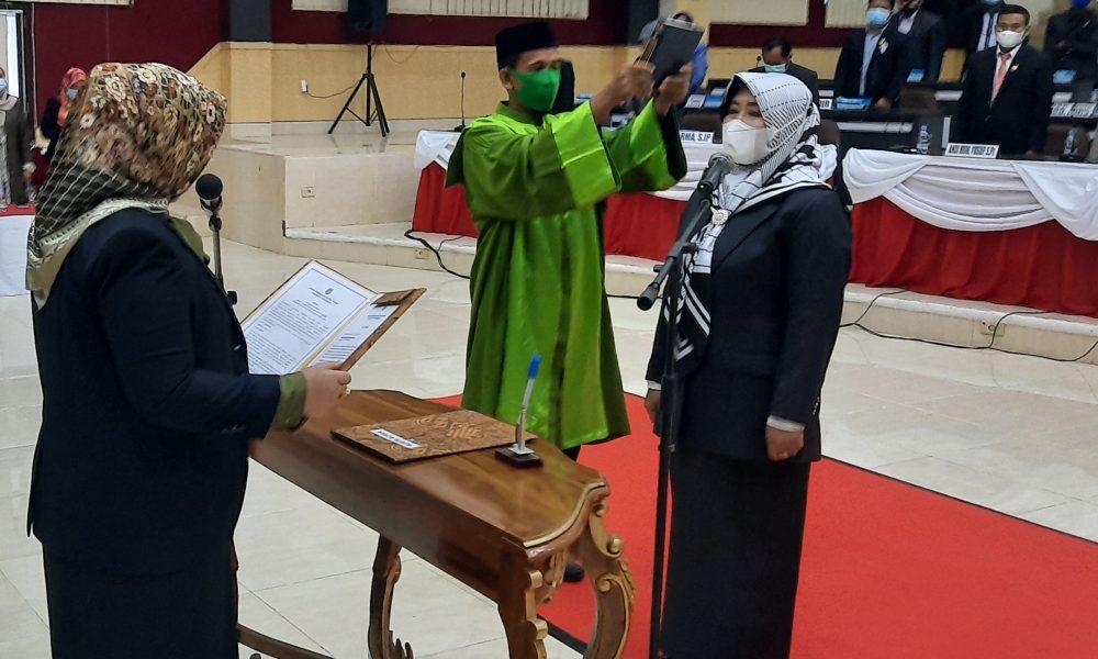 Harapan Bupati Pasangkayu Untuk Anggota DPRD Pengganti Musawir
