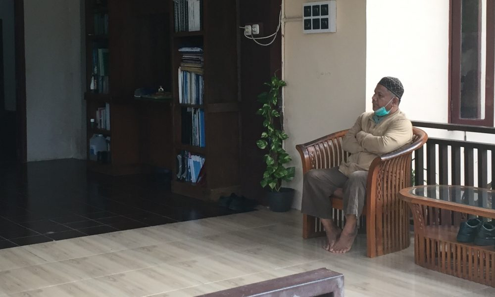 Arahan Ketua LPTQ Pasangkayu Untuk Pelaksanaan STQ