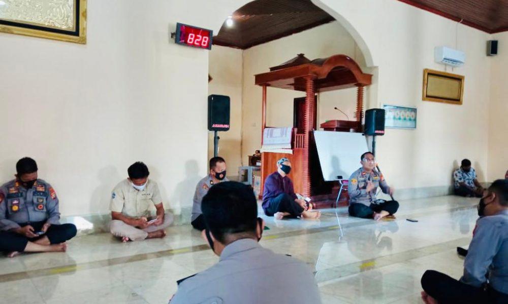 Personel Polres Pasangkayu Bersiap Sambut Ramadan