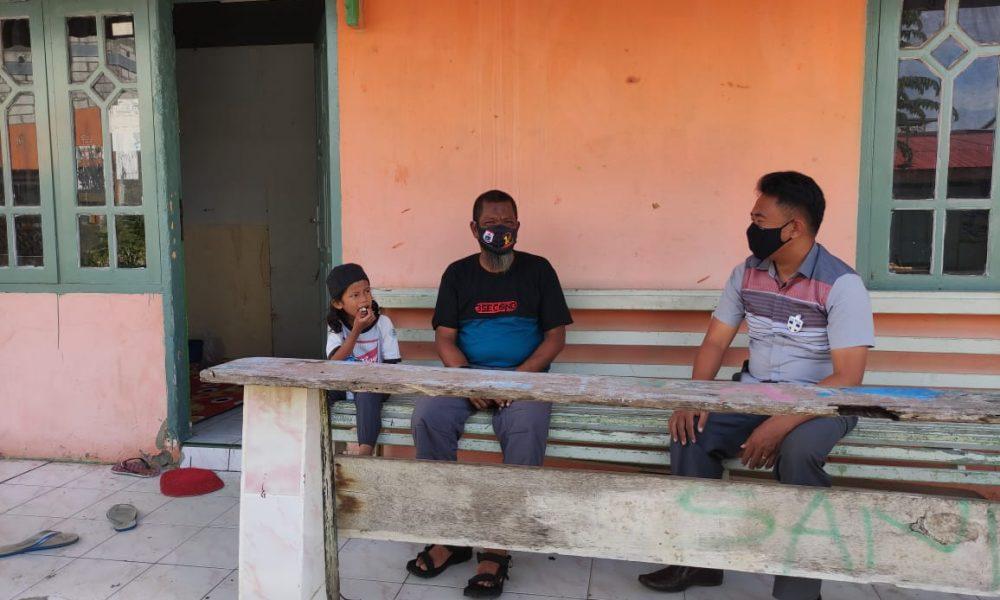 Polres Pasangkayu Silaturahmi dengan Eks Napiter