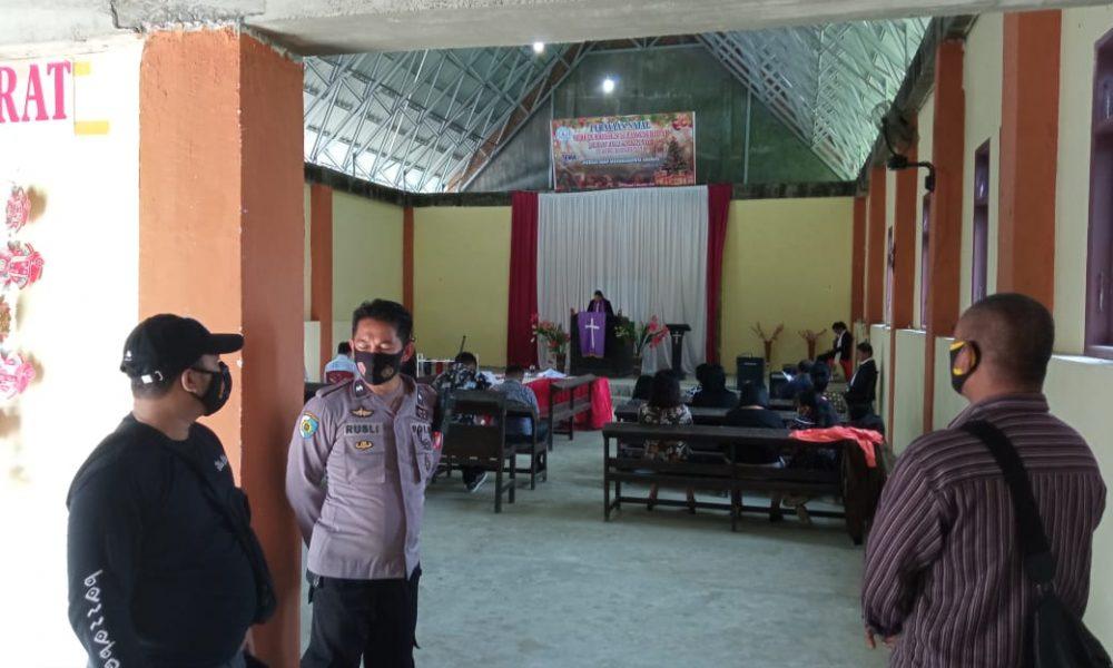 Amankan Perayaan Jumat Agung, 150 Personel Polres Pasangkayu Diterjunkan