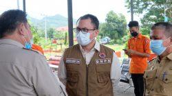 Arwan Aras Tegaskan Dana DTH Penyintas Gempa Sulbar Jangan Ditahan-tahan