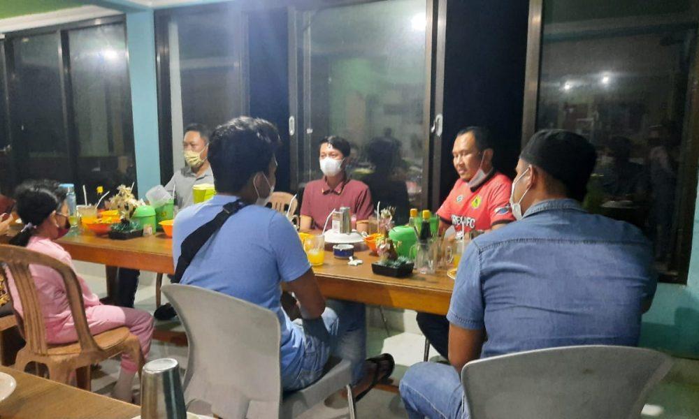 Polres Pasangkayu-FSPMI Sulbar Pererat Silaturahim Lewat Bukber