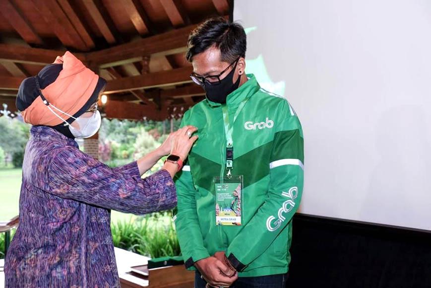 Kemenparekraf Ajak Grab Indonesia Tingkatkan Kualitas Layanan