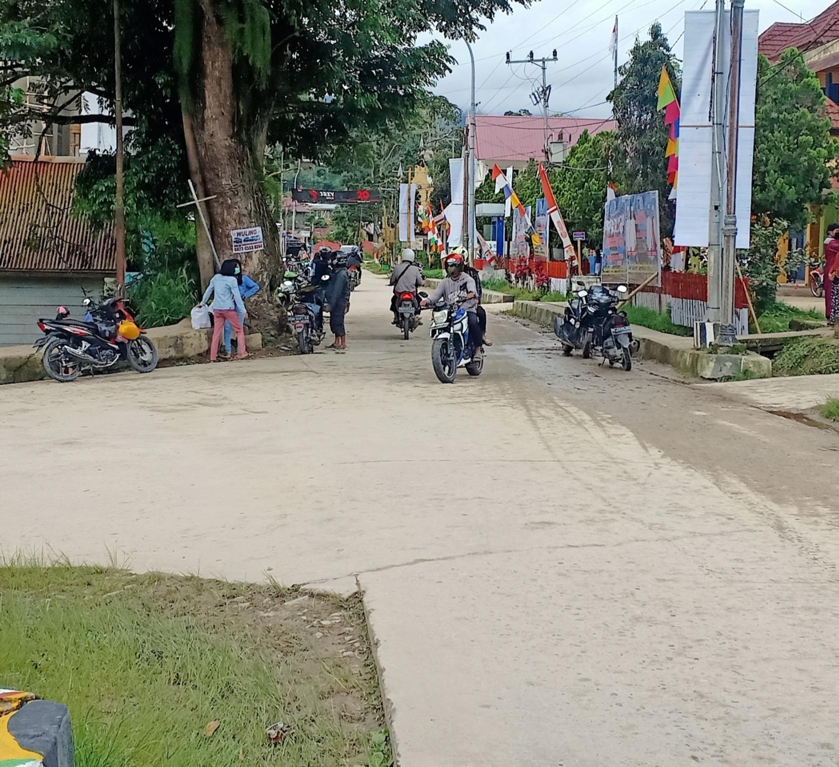 Minimnya Rambu jalan Dalam Kota, Dishub Diminta Benahi