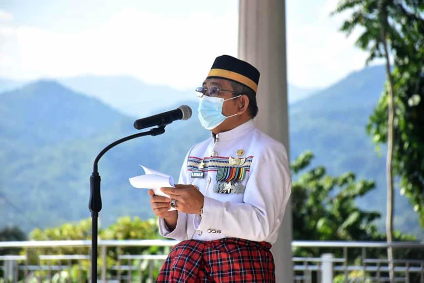 Gubernur Sulbar Pimpin Pelaksanaan Hardiknas