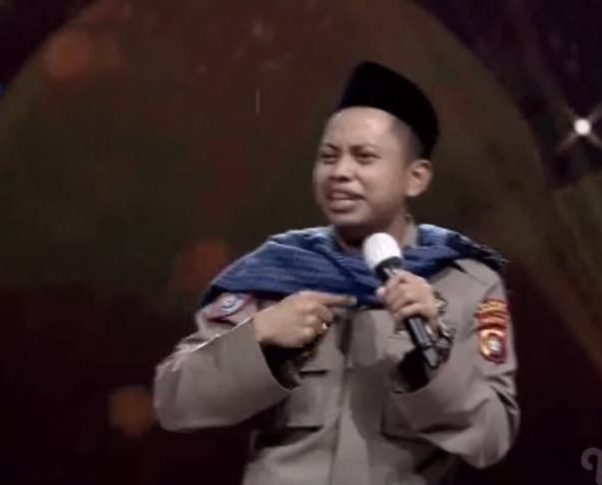 Wakil Polres Pasangkayu Runner Up Lomba Dai Polisi