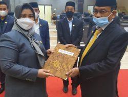 Pemkab-DPRD Pasangkayu Sepakati Ranwal RPJMD 2021-2026