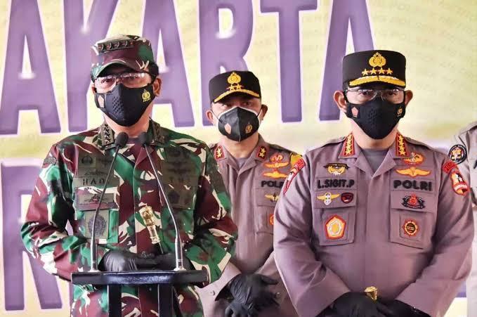 Sambangi Papua, Ini Arahan Panglima TNI dan Kapolri
