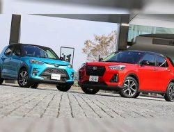 Berikut Perbedaan Toyota Raize dan Daihatsu Rocky