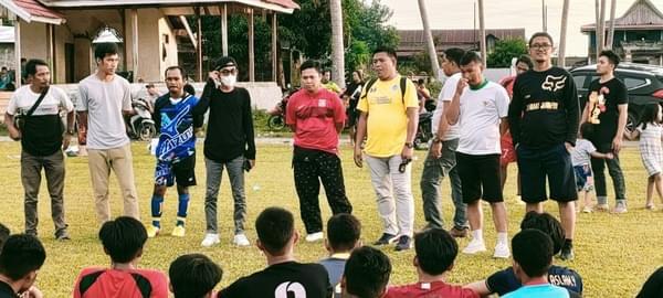 Seleksi Terbuka Sarudu FC, Angkat Kualitas Pemain Lokal di Pentas Nasional