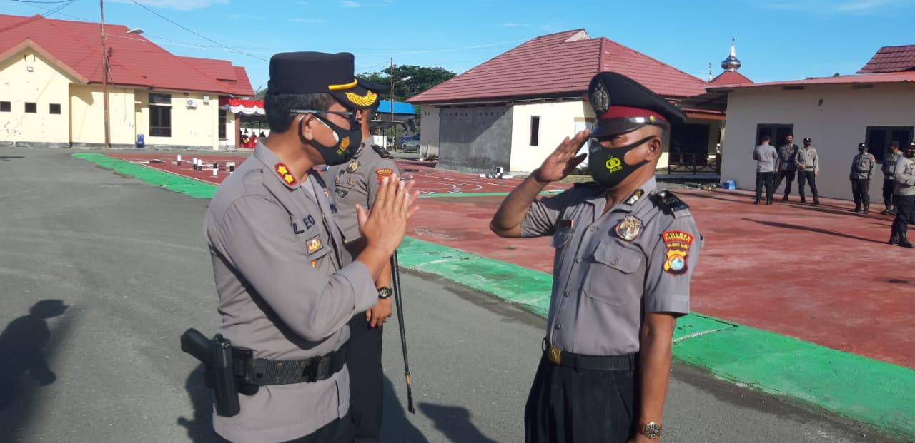 Bertepatan Hari Bhayangkara, 29 Personel Pasangkayu Naik Pangkat