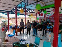 Si Dokkes Polres Pasangkayu Hening Cipta Untuk Keselamatan Indonesia