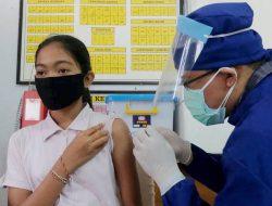 Vaksinasi untuk Anak Sekolah Bakal Digelar, Kadisdikpora Mamuju: Belum Dapat Info