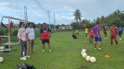 Latihan Skuad Sarudu FC Dipantau Langsung Sang Manager